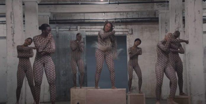 Beyonce afrobeat dances Already video