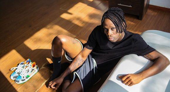 Nigerian artiste, Fireboy DML