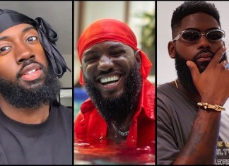Finest Ghanaian Bearded men