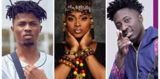 Ghanaian artistes