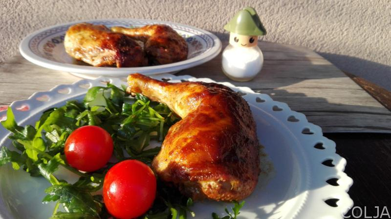 Piletina u marinadi