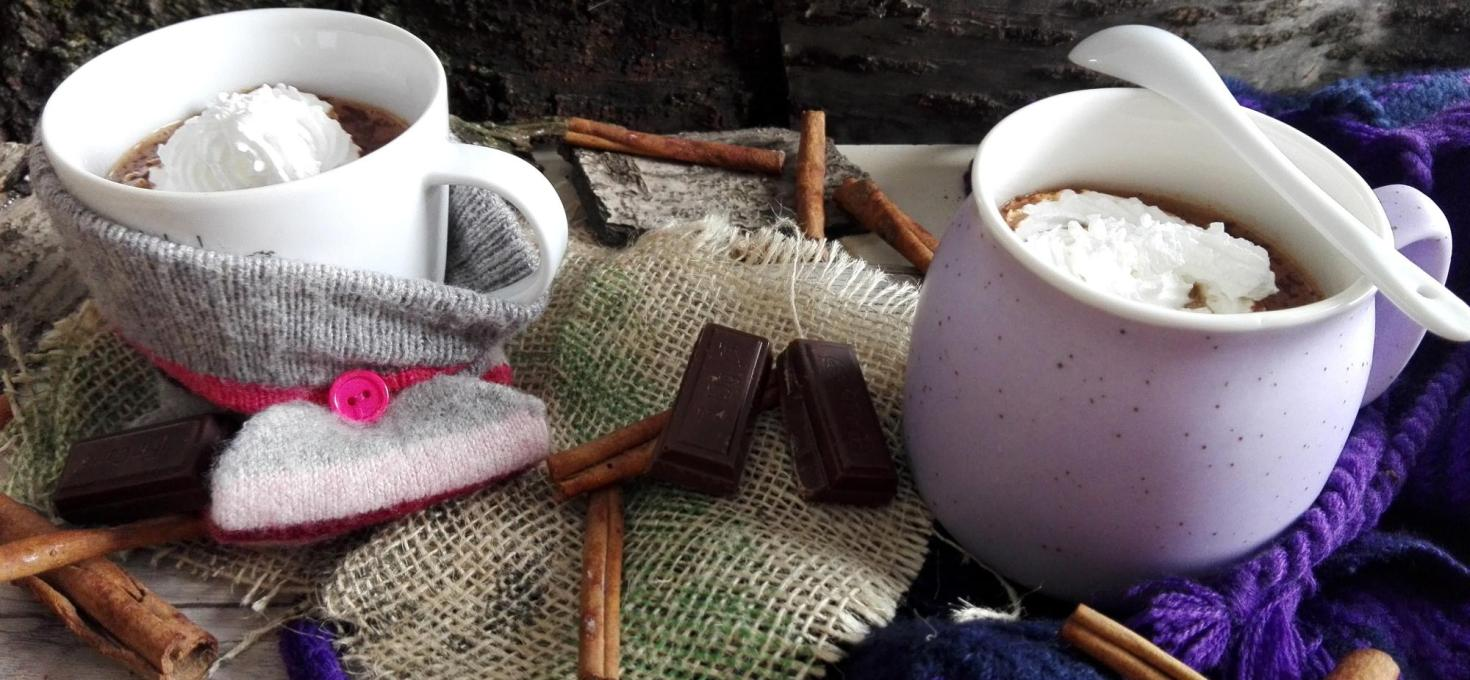 Mirisna topla čokolada