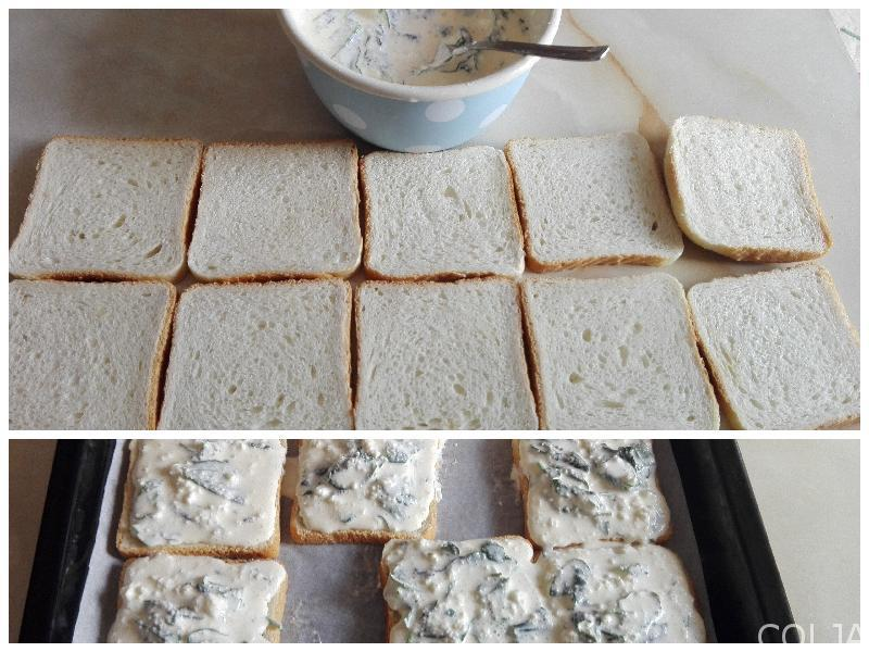 kolaž tost