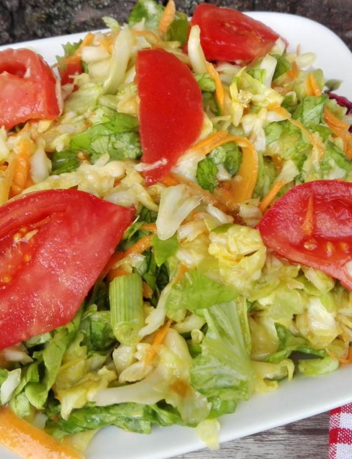 Vitaminska prolećna salata