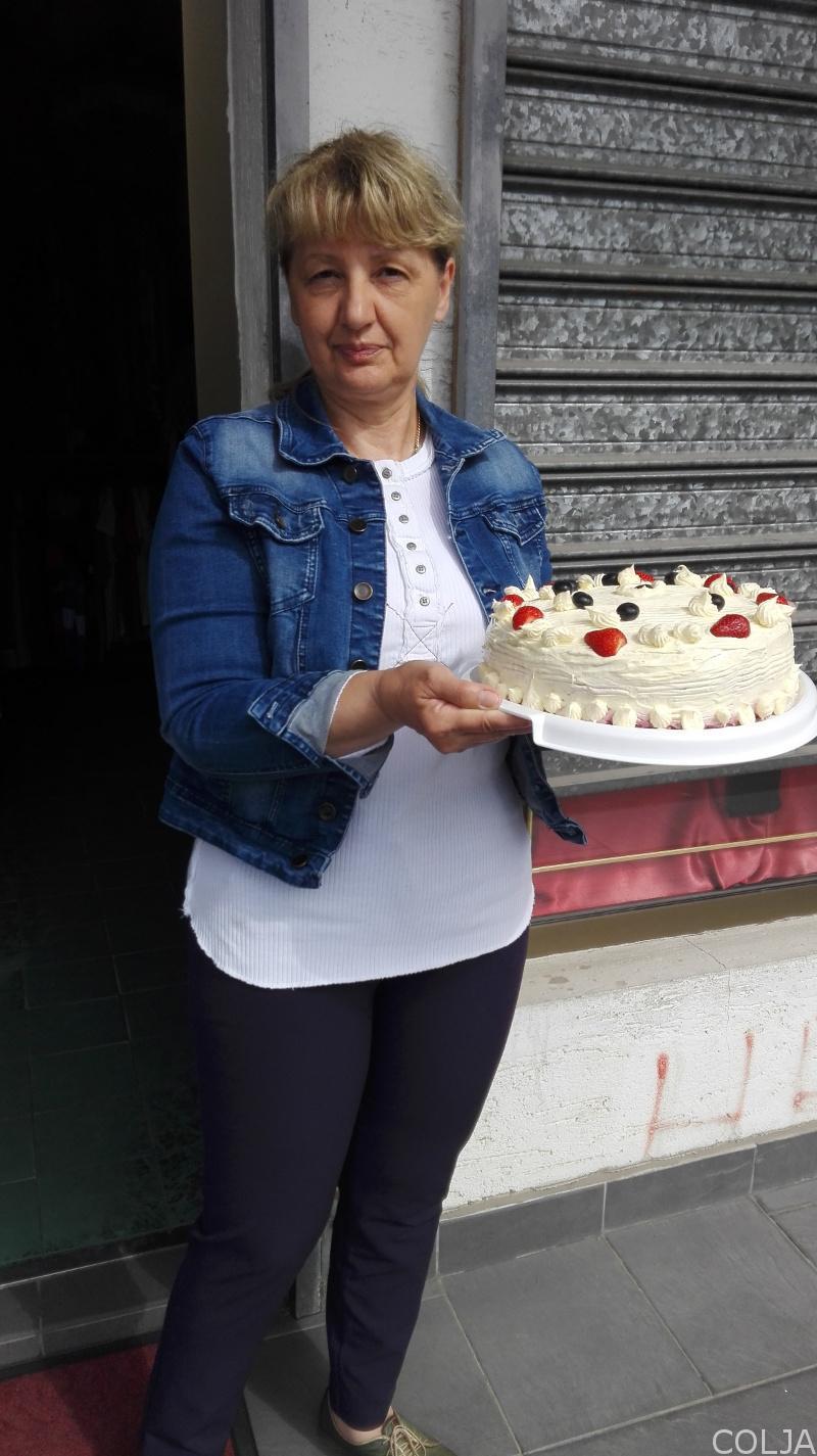 Dodela nagrade Bloody Berry torte