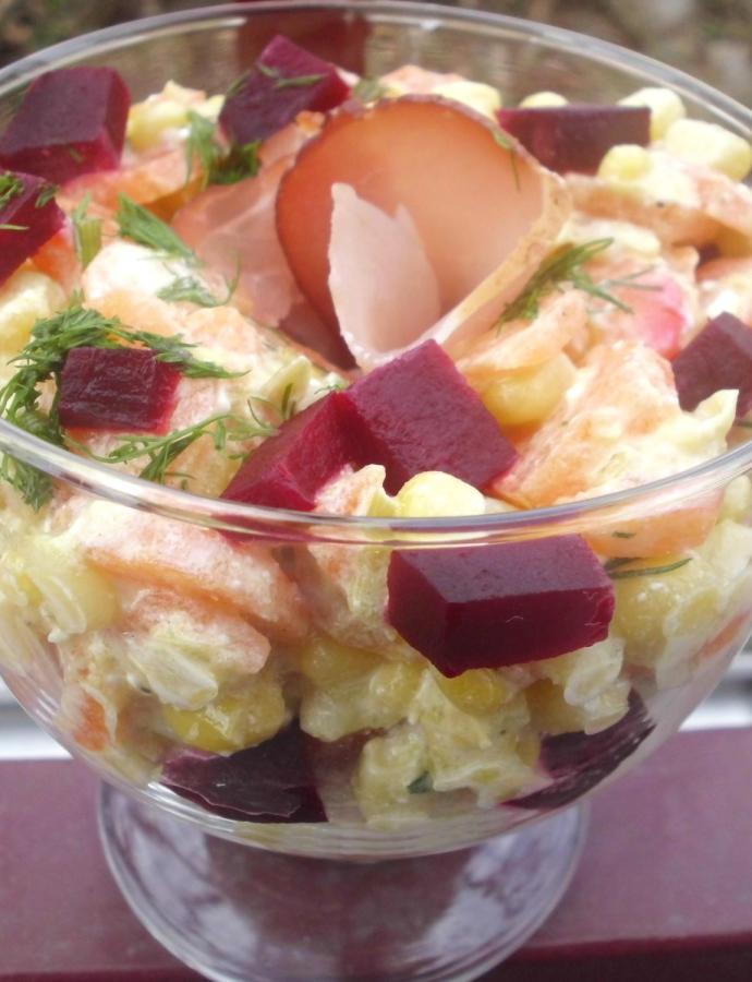 Salata sa povrćem