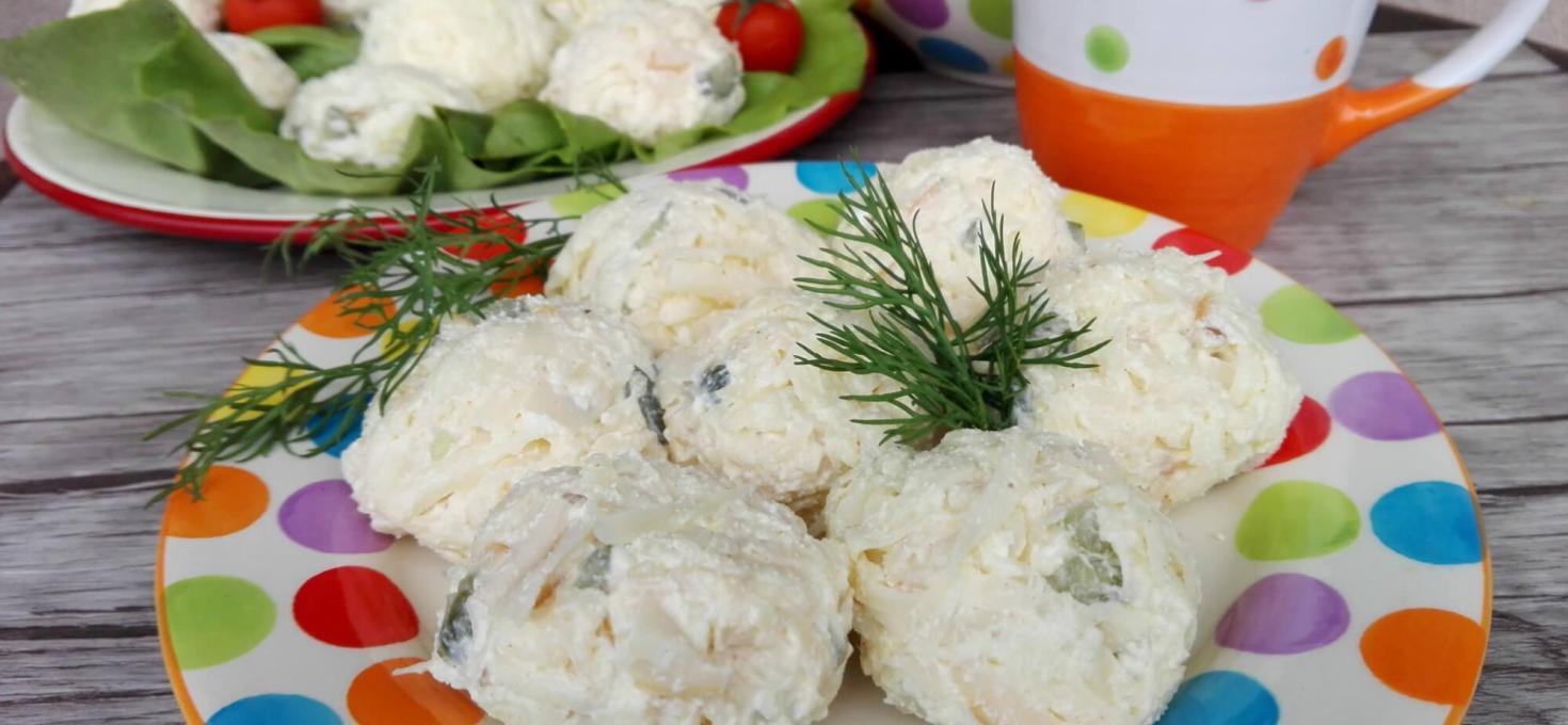 Ohridske kuglice sa sirom