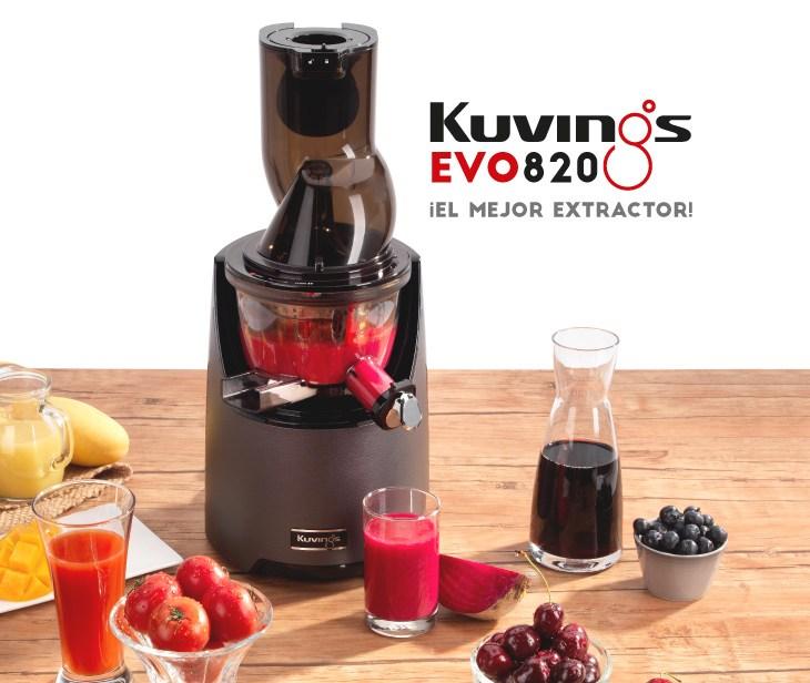 Kuvings EVO820: El mejor extractor