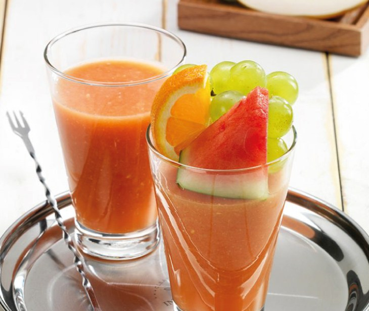 Receta Summer Smash