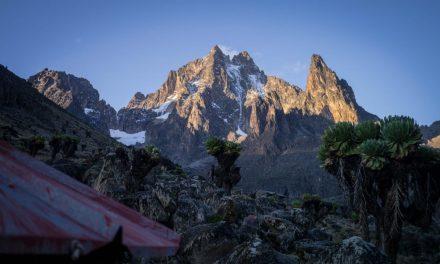 6 Days Climbing Mount Kenya Sirimon Naro – Moru Route