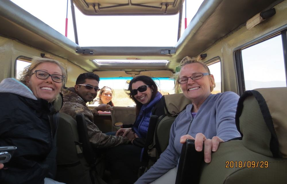 5 Day Camping Safari Tanzania