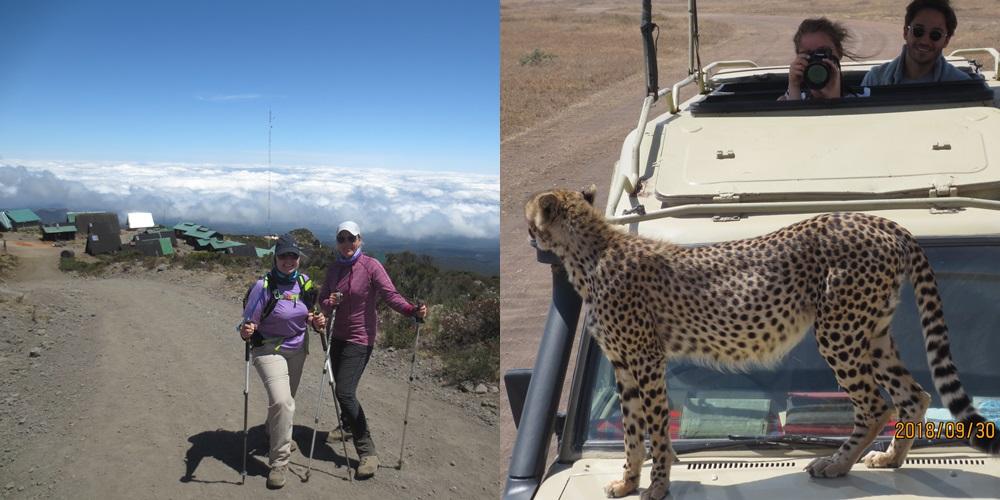 6 Days Kilimanjaro  4 days safari