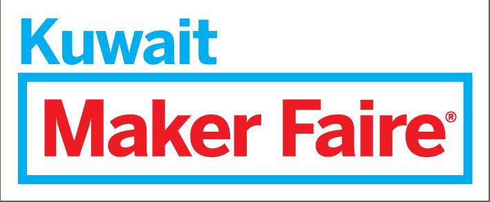 Maker Faire Kuwait logo
