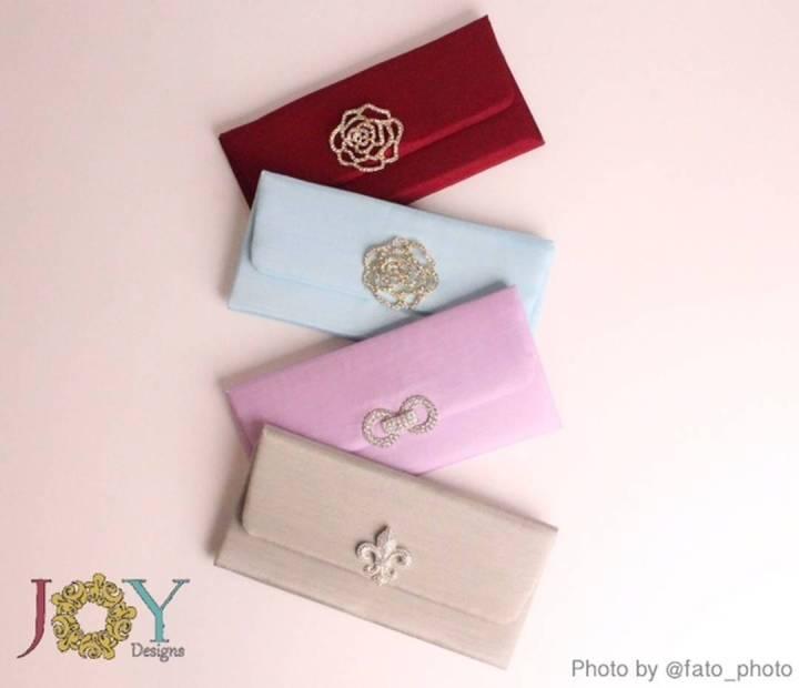 Joy Envelopes Designs