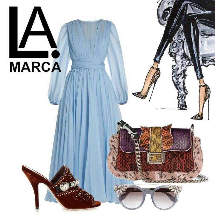 La Marca: Stay Home and SHOP ONLINE
