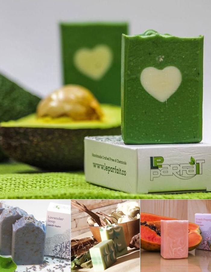 Organic Soap – صابون طبيعي