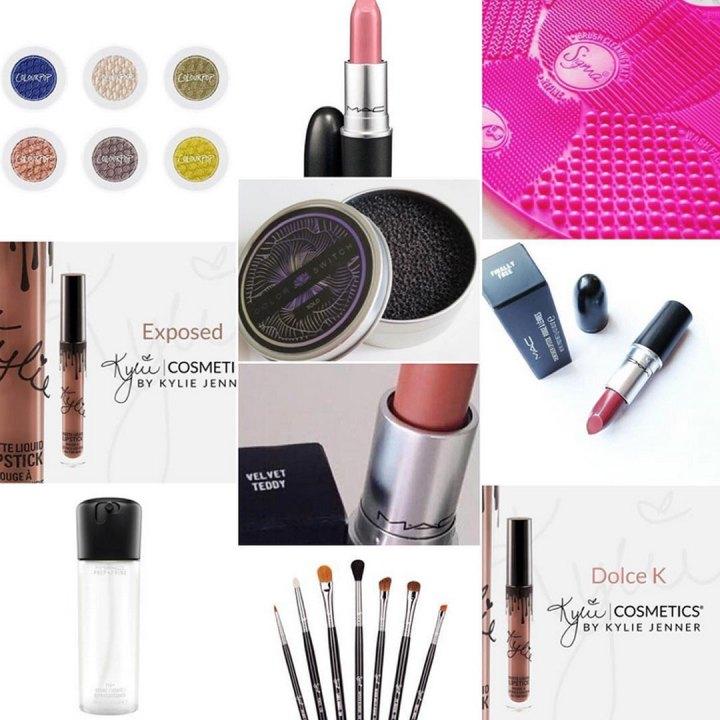 A Multi-brand Cosmetics Boutique