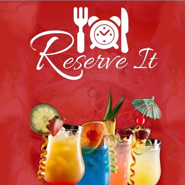 Reserve It 🍴