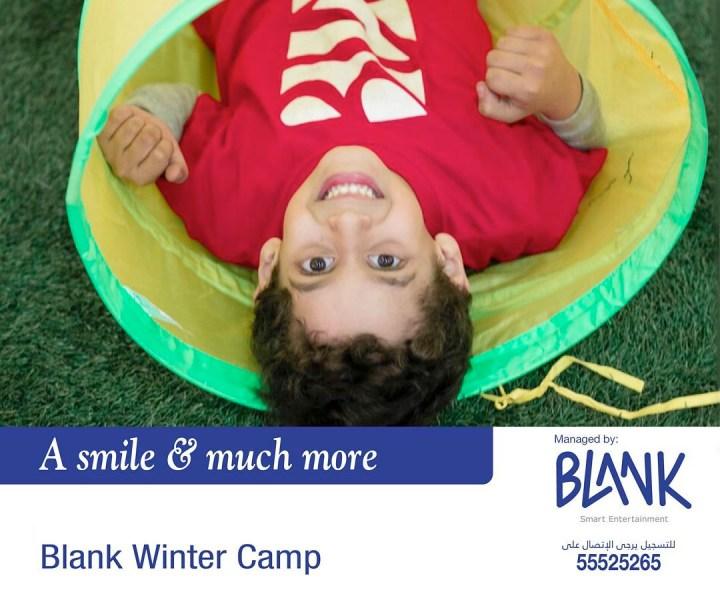 Blank Hunts Winter Camp – معسكر بلانك هانتس