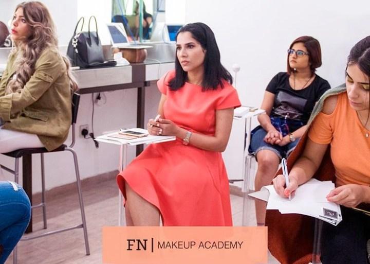 FN Make-Up Academy💄💆🏻💅🏻💇أكاديمية فاطمة نقي للميك اب