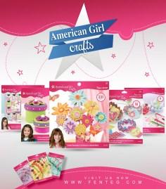American Girl Crafts – أمريكان جيرل كرافتس