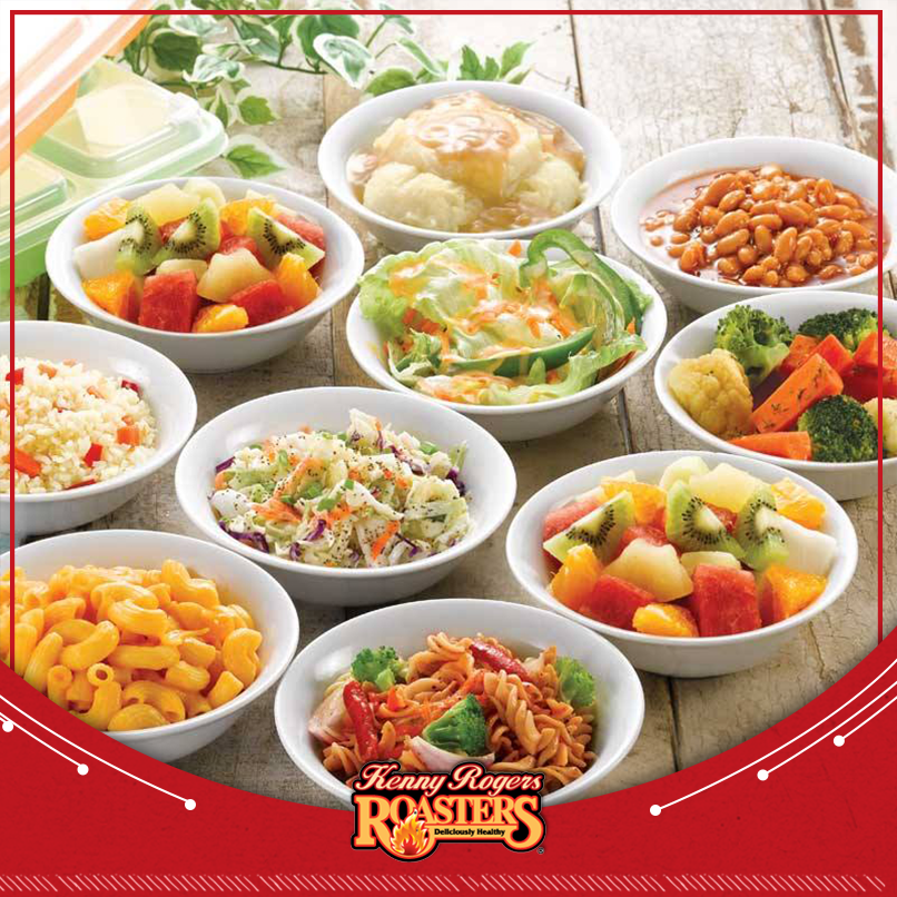 Kenny Rogers Side Dishes Menu Malaysia