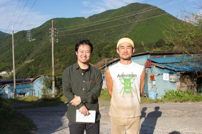 店長と杉本さん