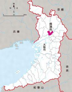 大阪府摂津市の治安を分析してみた