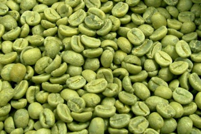 Biji Kopi Hijau (Green Coffee)