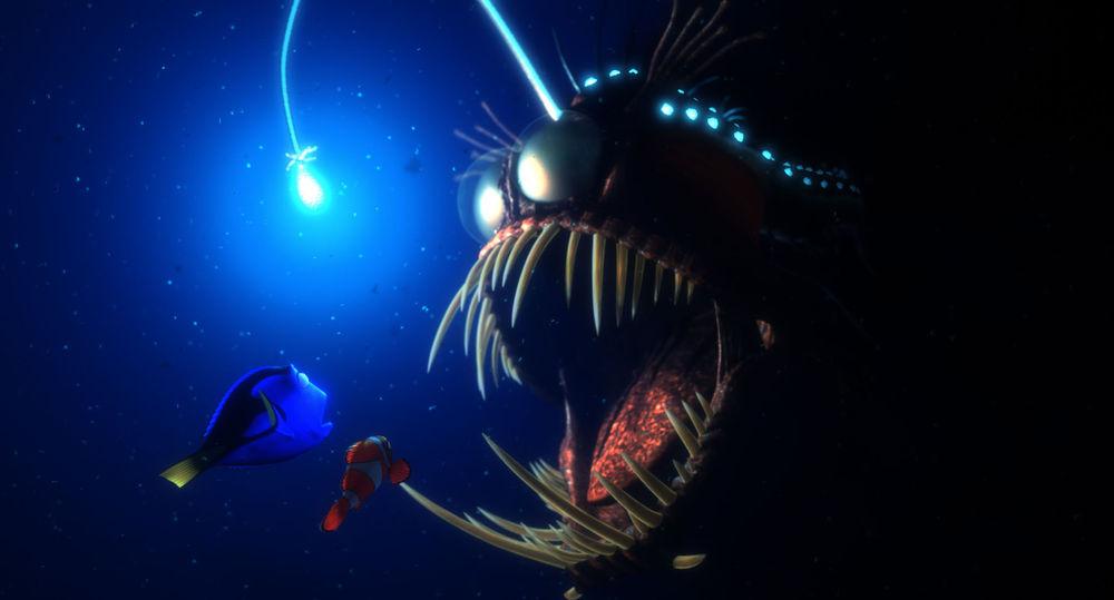 Ikan Monster Penghuni Laut Dalam Ini Memiliki Wujud yang Mengerikan