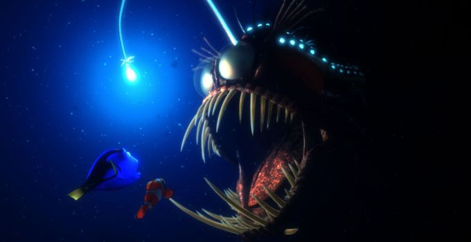 Ikan Monster Paling Menyeramkan