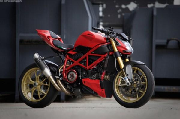 Modifikasi Motor Ducati Streetfighter - Panigale