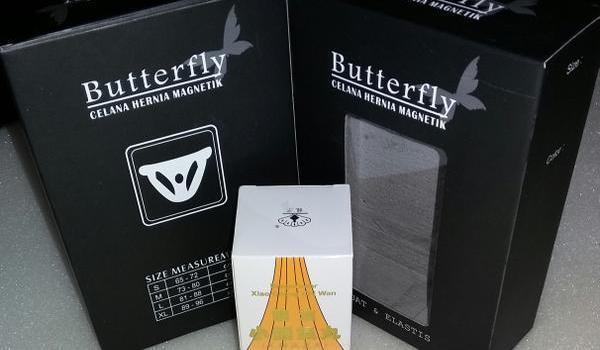 Harga Celana Hernia Magnetik Butterfly