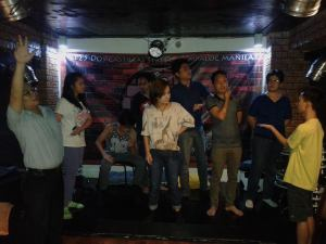Theater Workshop in Manila
