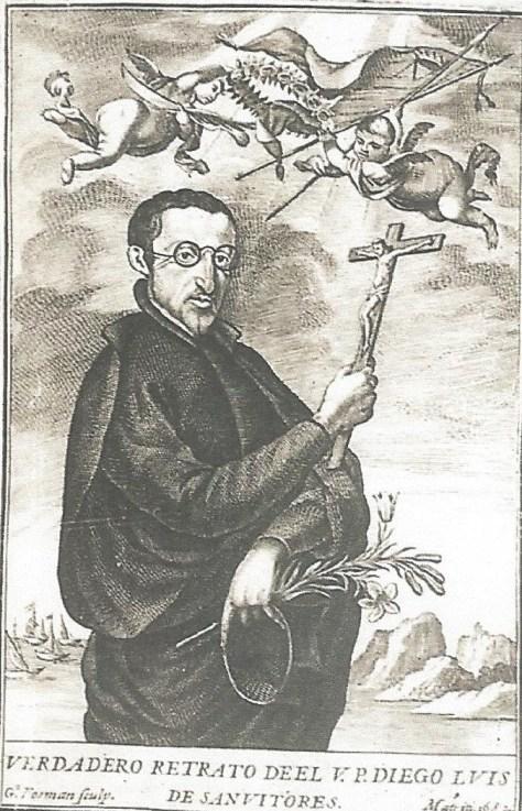 Diego Luis de San Vitores (1627-1672), misionero en las islas ...