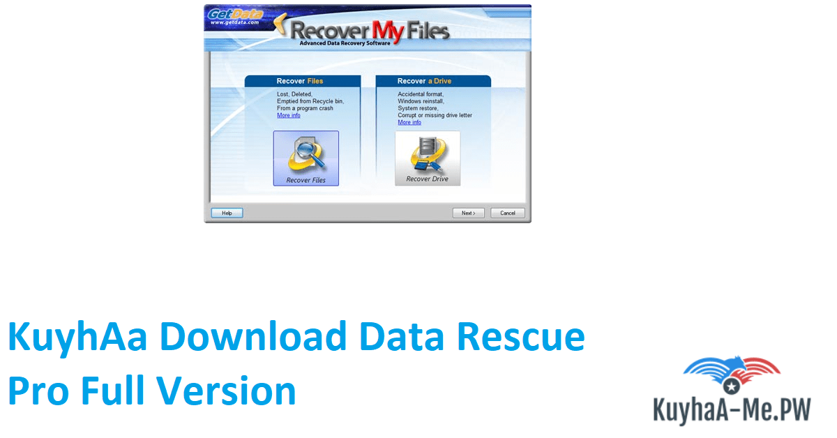 Download Data Rescue Pro Full Version [GD]