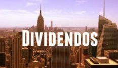 Notables dividendos para marzo 13 2017 en WallStreet
