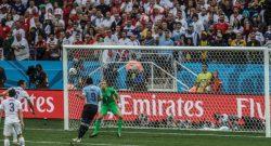 Gol Suárez vs Inglaterra