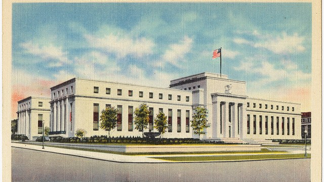 Edificio Reserva Federal en Washington - Biblioteca Publica de Boston