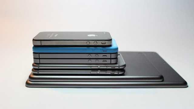 Todos los iPhones de la historia