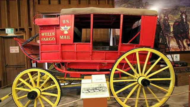 Wells Fargo Concord Coach