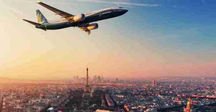 Boeing Planea viajar supersonico