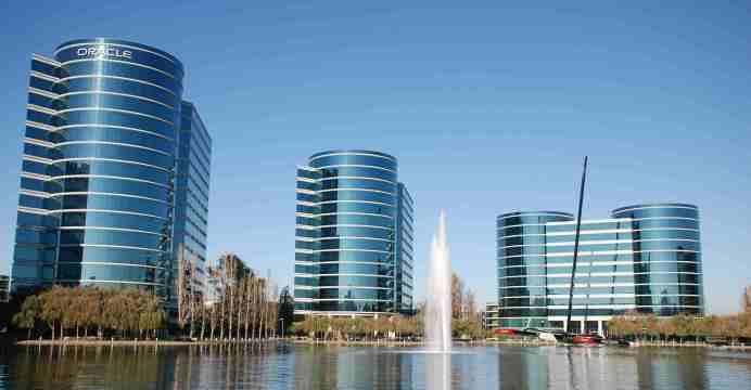 Oracle - Edificio sede en California - Silicon Valley
