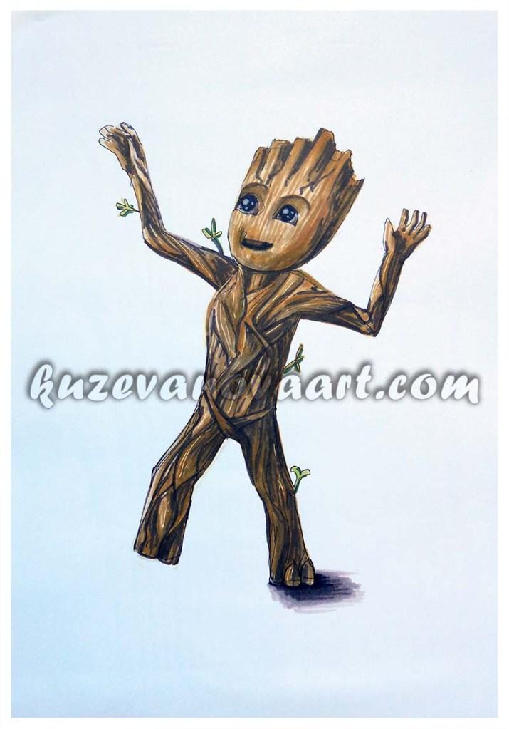 Bērniņš Groots