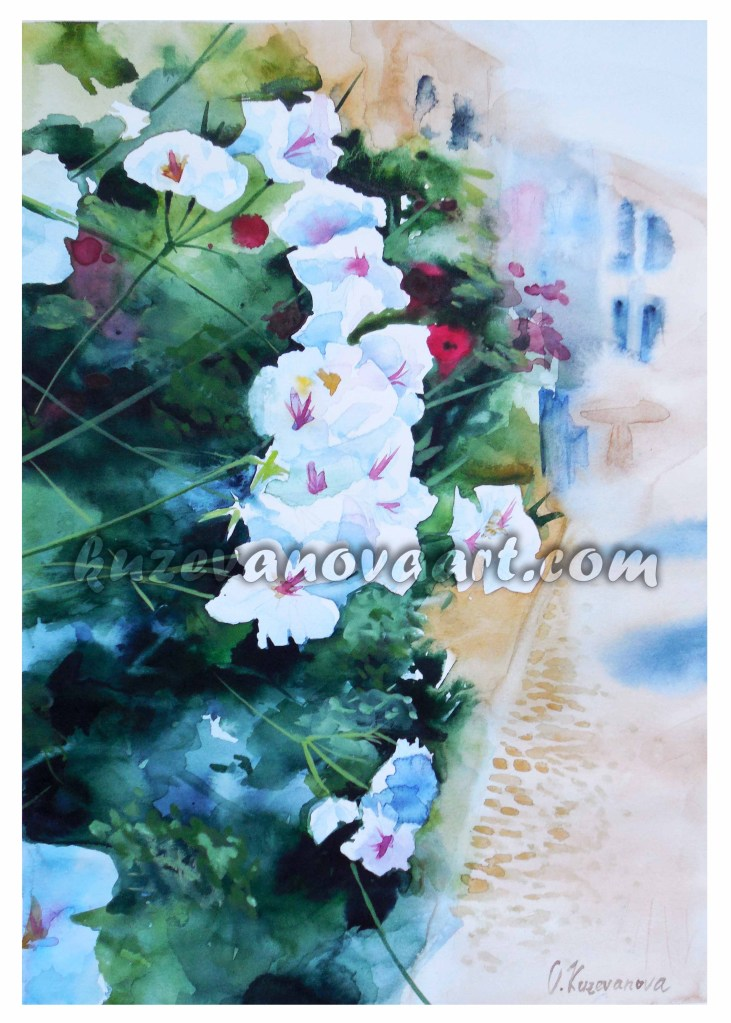 Цветочный май