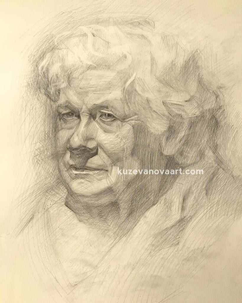 Kind granny