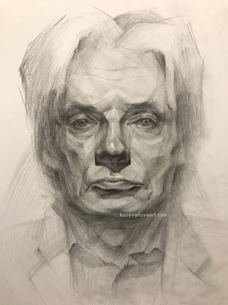 Vīriešu portrets