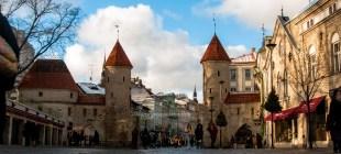 Baltık Ülkelerinin İncisi Tallinn Gezilecek Yerler