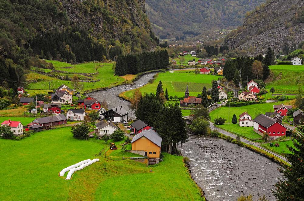 avrupa rüyası norveç flam gezilecek yerler