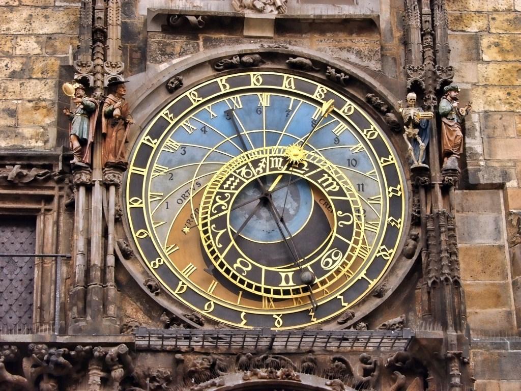 avrupa rüyası prag astronomik saat kulesi